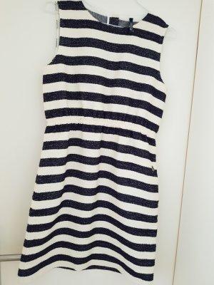 Woolrich Letnia sukienka ciemnoniebieski-w kolorze białej wełny