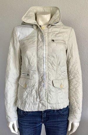 Woolrich Pikowana kurtka kremowy