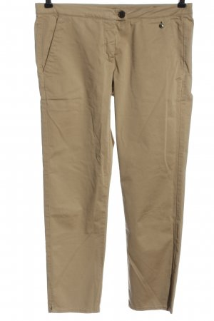 Woolrich Jersey Pants brown casual look