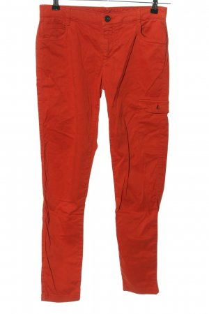 Woolrich Stretch Trousers light orange casual look