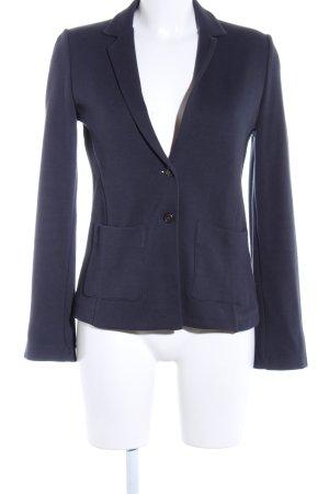 Woolrich Sweatblazer blau Casual-Look