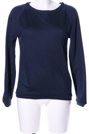 Woolrich Sweatshirt blau Casual-Look