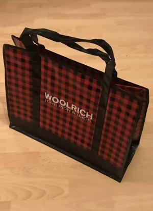 Woolrich Sac fourre-tout noir-rouge