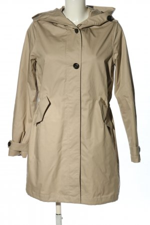 Woolrich Trenchcoat wollweiß Casual-Look
