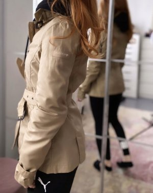 Woolrich Trenchcoat leichter Mantel