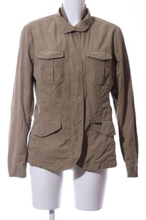 Woolrich Übergangsjacke bronzefarben Casual-Look