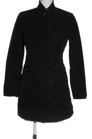 Woolrich Kurtka przejściowa czarny W stylu casual