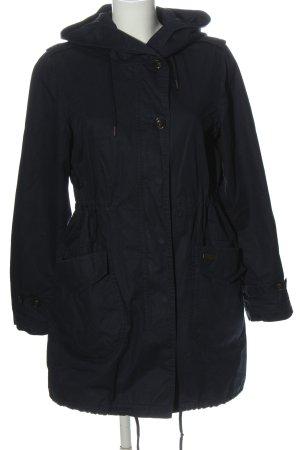 Woolrich Übergangsmantel blau Casual-Look