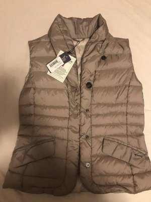 Woolrich Quilted Gilet beige
