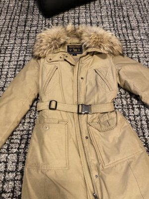 Woolrich Cappotto invernale crema