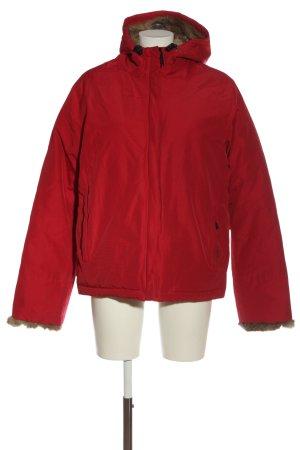 Woolrich Kurtka zimowa czerwony W stylu casual