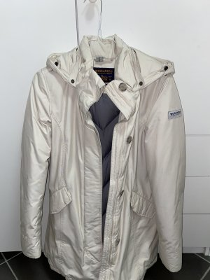 Woolrich Down Coat white
