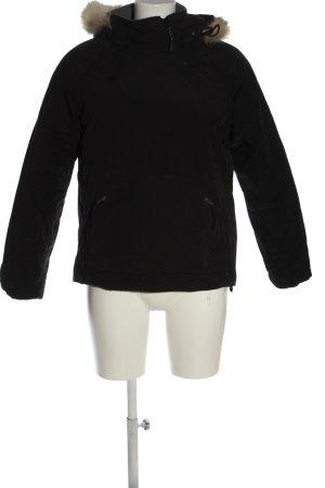 Woolrich Kurtka zimowa czarny W stylu casual