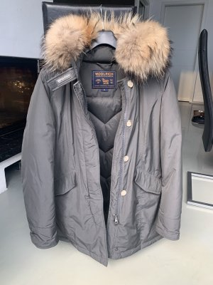 Woolrich Chaqueta de invierno gris-gris oscuro