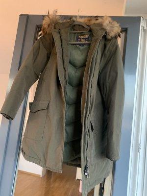 Woolrich Abrigo de invierno caqui
