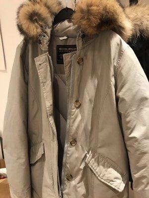 Woolrich Manteau en duvet gris clair