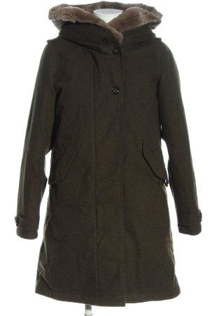 Woolrich Wool Jacket light grey elegant