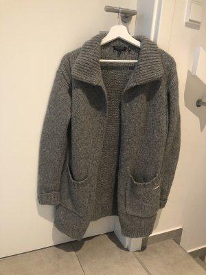 Woolrich Pull en laine gris