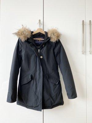 Woolrich Womens Arctic Parka Gr. XS schwarz