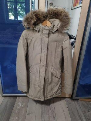 Woolrich Kurtka zimowa beżowy