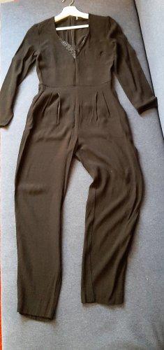 WOooOW!!!  Neuwertiger eleganter Overall von Zara in schwarz, Gr. S