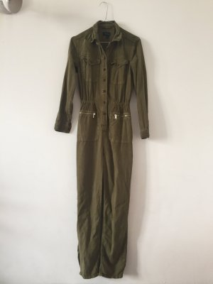 Workwear Suit Overall Utility Lyocell