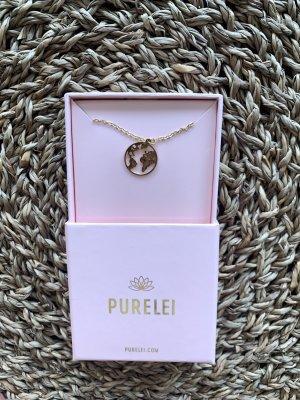 Worldmap necklace von Purelei
