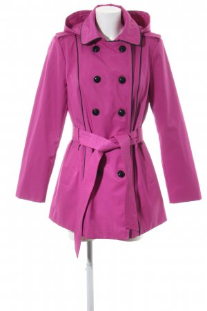 Worthington Trenchcoat pink Casual-Look