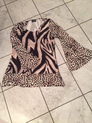 Amy Vermont Tunique-blouse multicolore