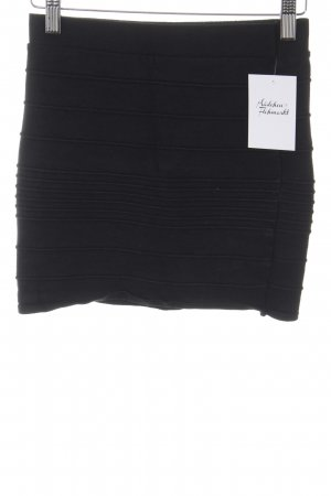 WOW Couture Minirock schwarz Casual-Look