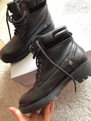 Wrangler Winter Booties black