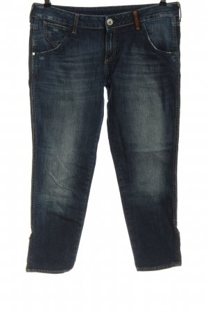 Wrangler 7/8 Jeans blau Casual-Look