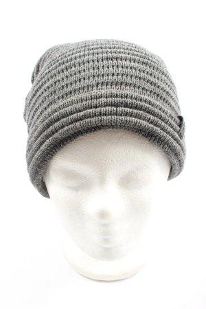 Wrangler Béret gris clair style décontracté