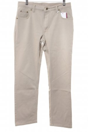 Wrangler Chinohose beige Casual-Look