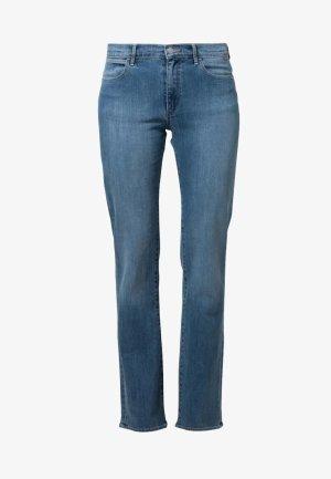 """Wrangler Damen Jeans """"Tina""""high waist,regular bootcut, blue dash,- W32 / L32 selten getragen"""