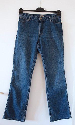 """Wrangler Damen Jeans """"Tina"""" Straight - W32 / L32 top Zustand selten getragen"""