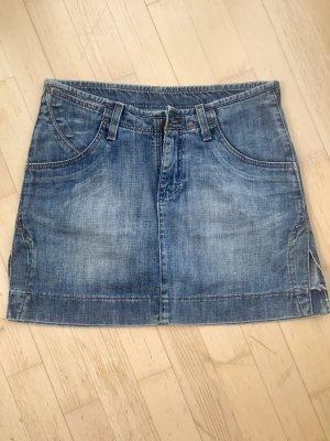 Wrangler Jeans-Mini mit Schlitz