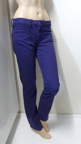 Wrangler Jeans, violett, Gr. 28 L32