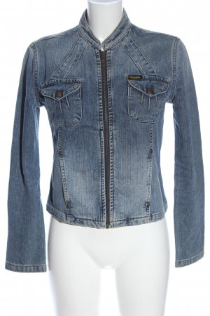 Wrangler Denim Jacket blue casual look