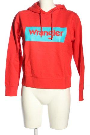 Wrangler Kapuzensweatshirt