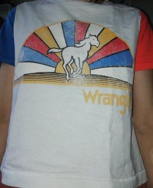 Wrangler kurzes T-Shirt