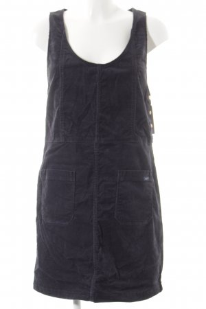 Wrangler Minikleid dunkelblau Street-Fashion-Look