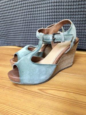 WRANGLER Sandalen Wedges Keilabsatz Sandaletten Gr. 36