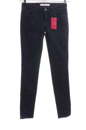 Wrangler Skinny Jeans schwarz Casual-Look