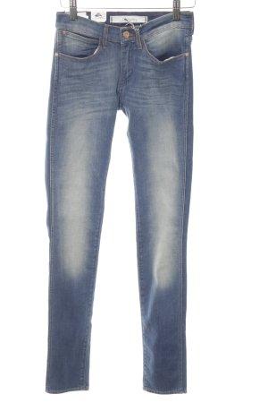 Wrangler Skinny Jeans mehrfarbig Casual-Look