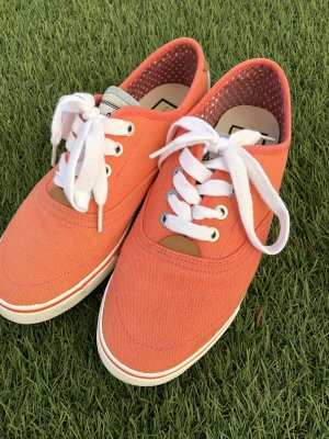 Wrangler | Stoffsneaker | orange