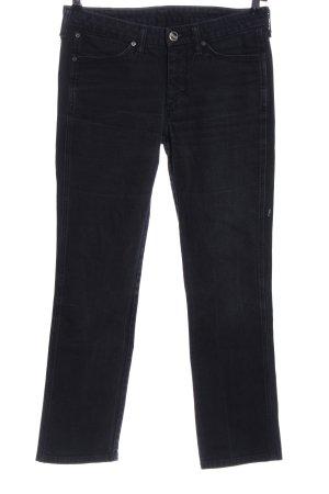 Wrangler Jeansy z prostymi nogawkami niebieski W stylu casual