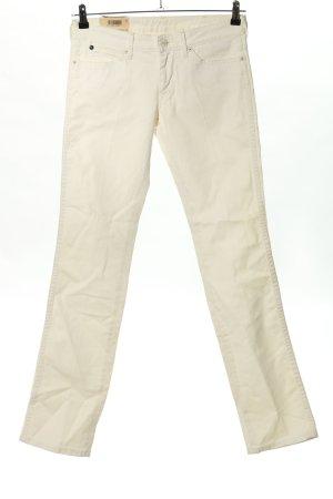 Wrangler Straight-Leg Jeans wollweiß Casual-Look