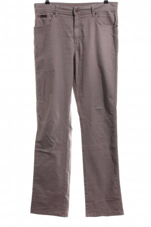 Wrangler Straight-Leg Jeans braun Casual-Look