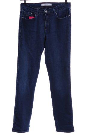 Wrangler Stretch Jeans blau Casual-Look